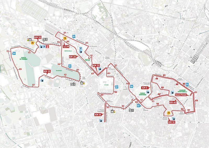 Tutte le novità della Generali Milano Marathon