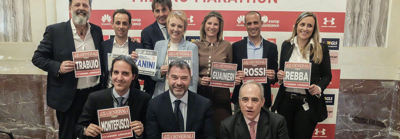 Tutte le novità della Generali Milano Marathon 1