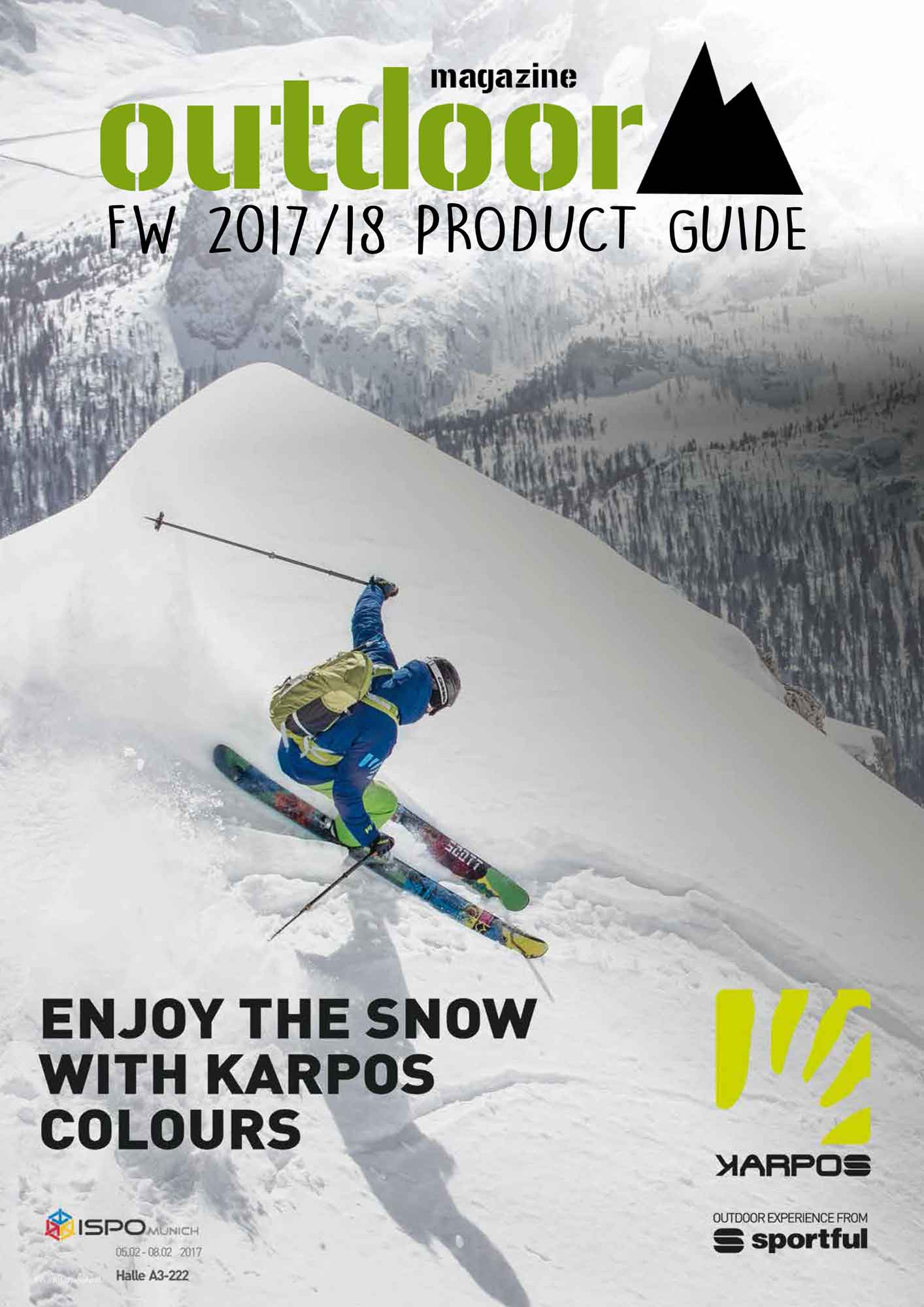 Outdoor Mag 1_Product Guide_2017