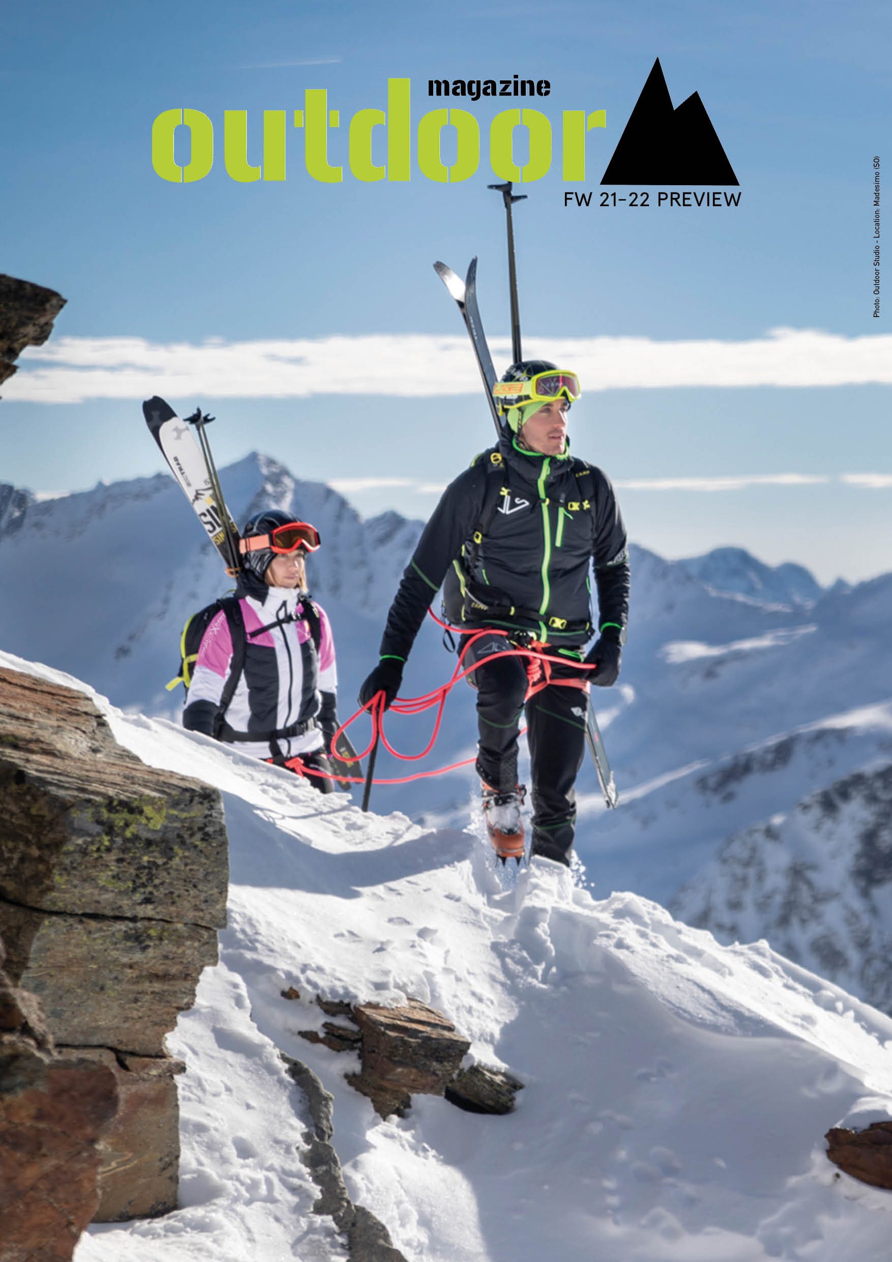 Outdoor Magazine FW 21-22 Preview