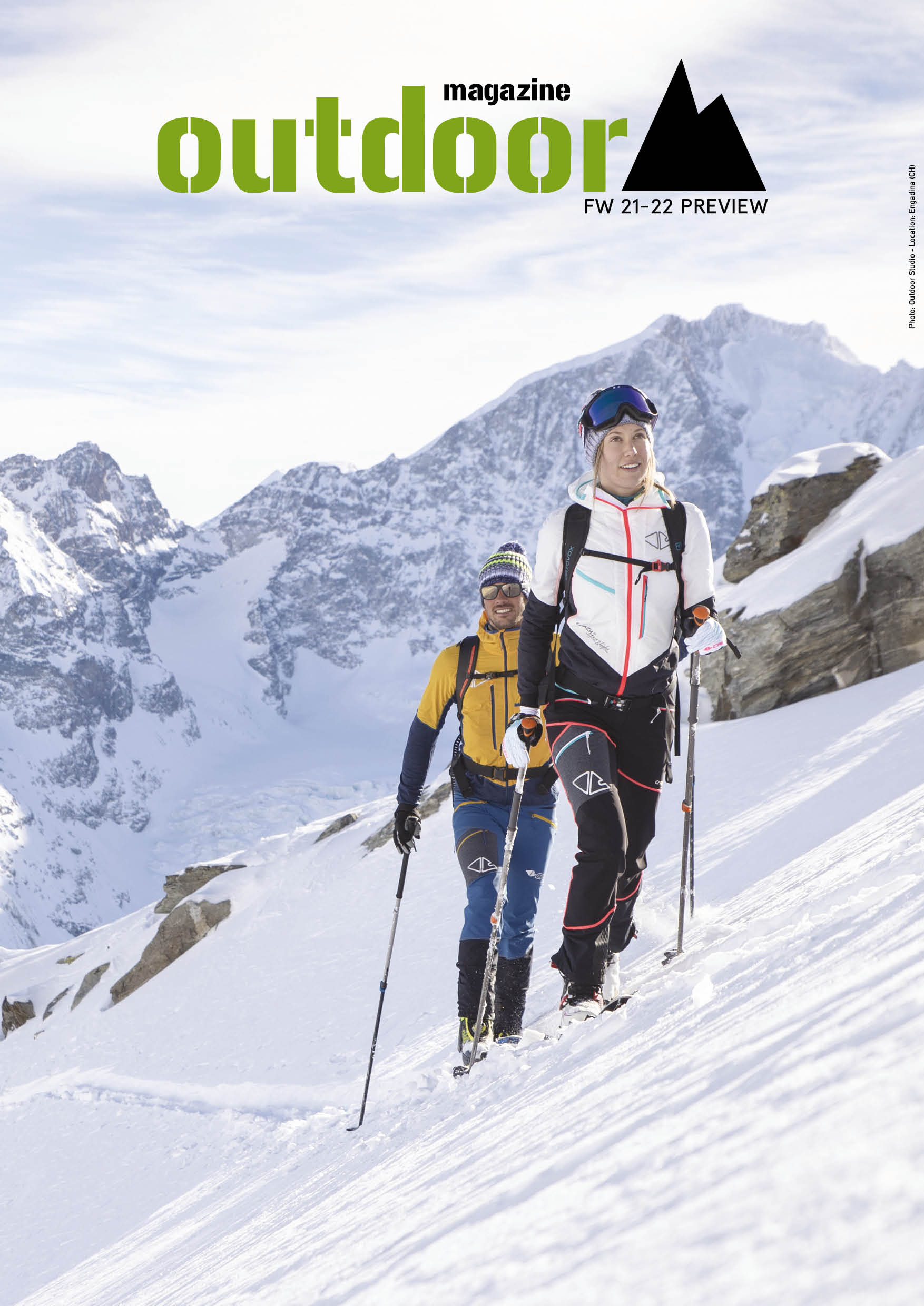 Outdoor Magazine FW 21-22 Preview #2