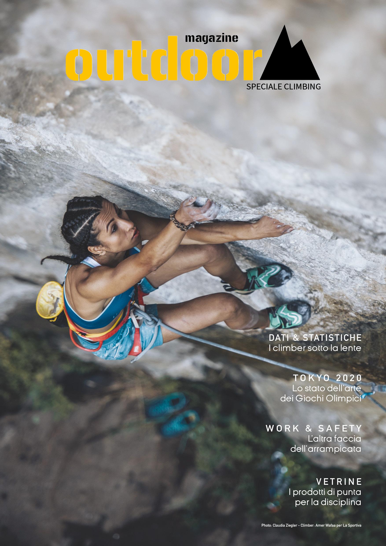 Outdoor Magazine / Speciale Climbing