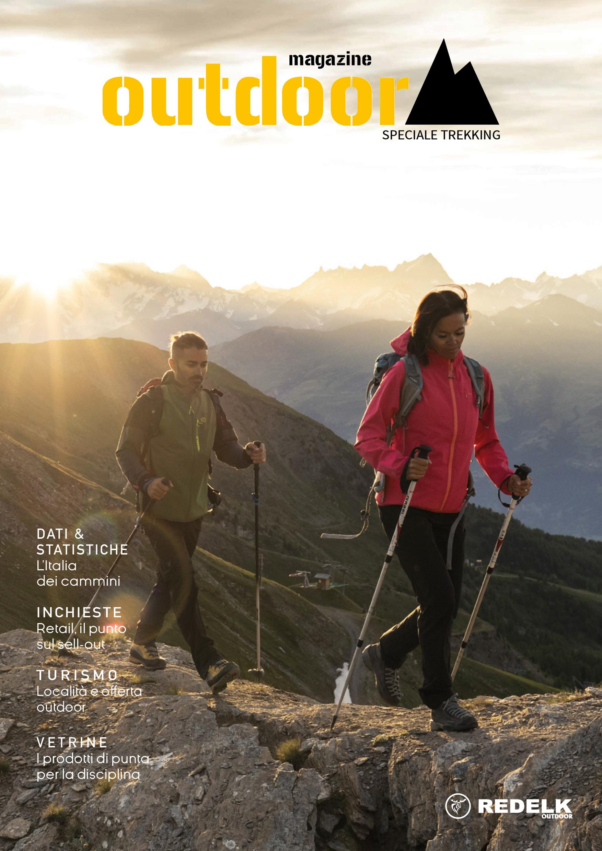 Outdoor Magazine / Speciale Trekking