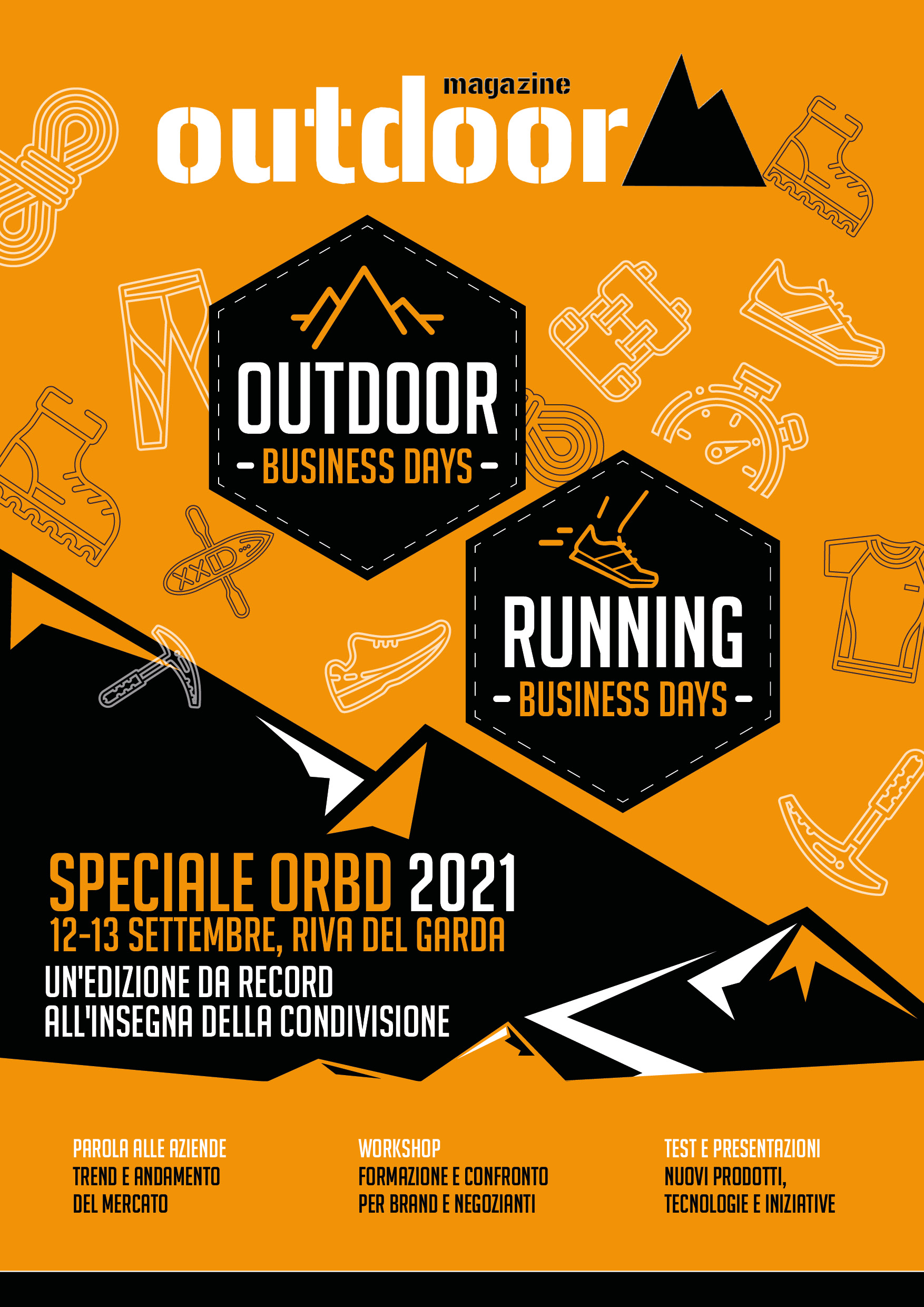 Outdoor Magazine #10/2021 – Speciale ORBD 2021