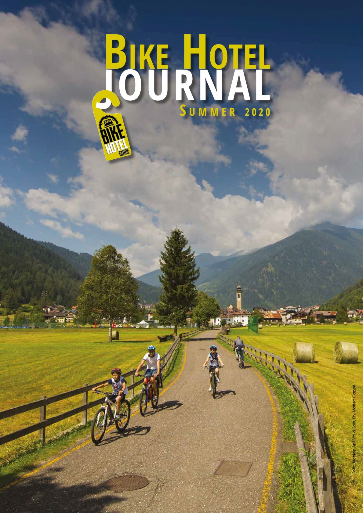 Bike Hotel Journal Summer 2020