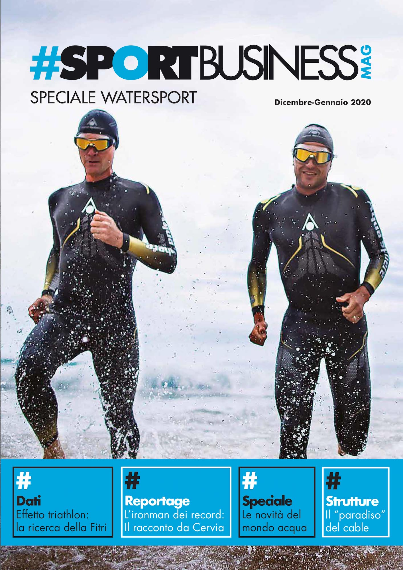 SportBusiness Mag – speciale WaterSport