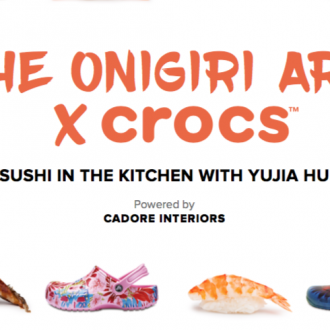 Design Week: The Onigiri Art x Crocs 1
